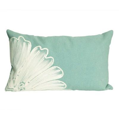 Active Aqua Throw Pillow - Liora Manne
