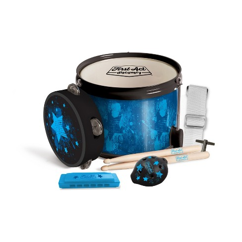 First Act Discovery Pink Hearts Music Show Percussion Pack Target