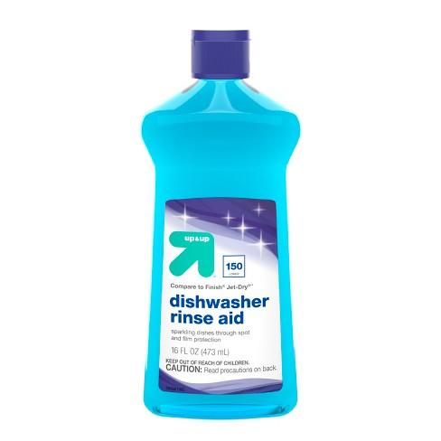Dishwasher Rinse Aid - 16oz - Up&Up™ - image 1 of 2