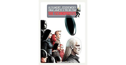 Technopriests (Hardcover) (Alexandro Jodorowsky) - image 1 of 1