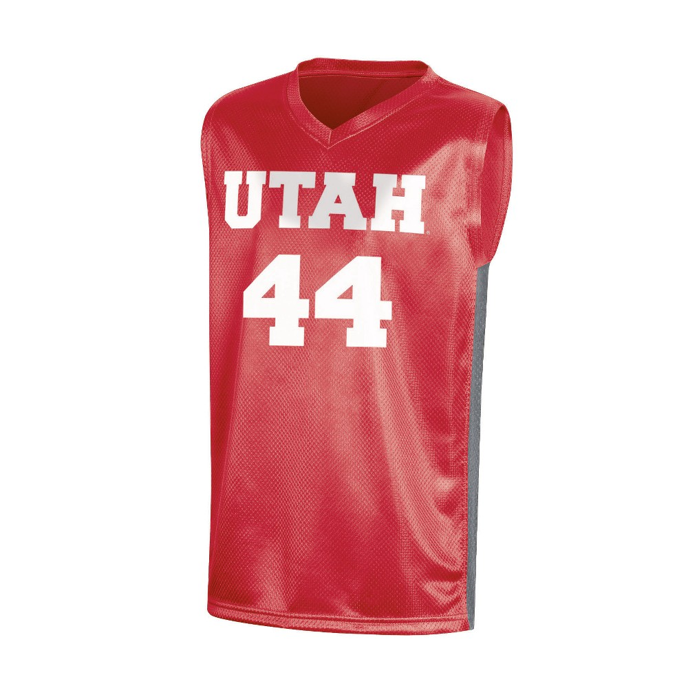 NCAA Boy's Basketball Jerseys Utah Utes - L, Multicolored
