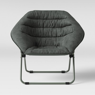 Hexagon Chair Gray - Room Essentials™