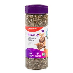 SmartyKat Organic Catnip Cat Toy - 2oz