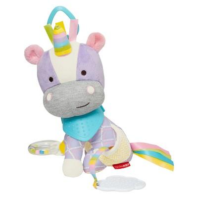 Skip Hop Bandana Buddies Unicorn Stroller Toy