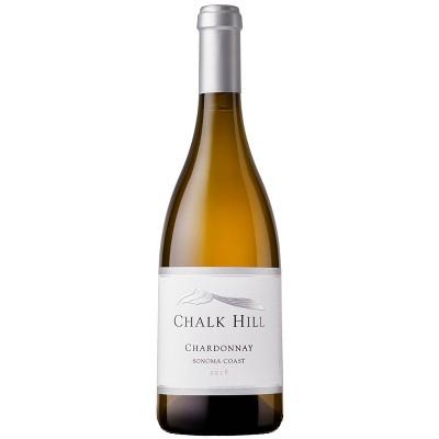 Chalk Hill Chardonnay White Wine - 750ml Bottle