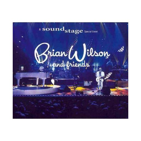 Brian (Pop) Wilson - Brian Wilson And Friends (CD) - image 1 of 1