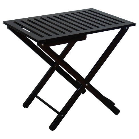 Bali Bamboo Luggage Rack - Proman Products - image 1 of 4
