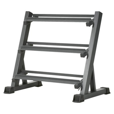 Marcy 3 Tier Dumbbell Weight Rack (DBR-86)