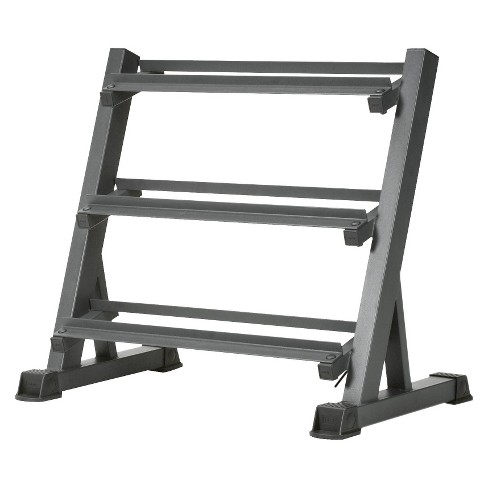 Marcy 3 Tier Dumbbell Weight Rack DBR 86