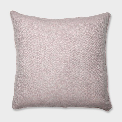 """25"""" Chartres Rose Floor Pillow Pink - Pillow Perfect - image 1 of 2"""