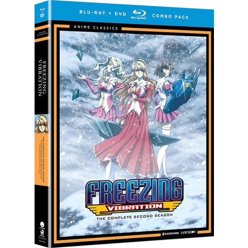 Freezing VibrationSeason Two Anime Blu Ray Target