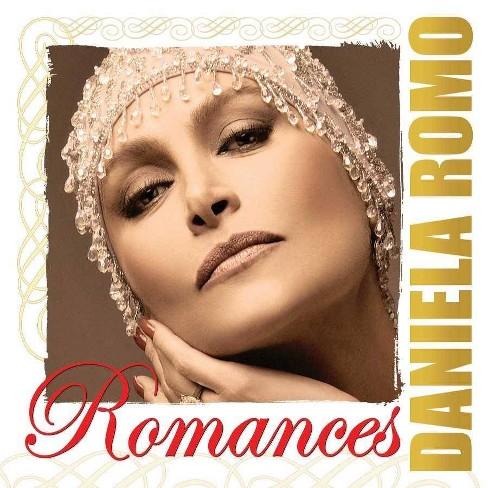 Daniela Romo - Romances (CD) - image 1 of 1