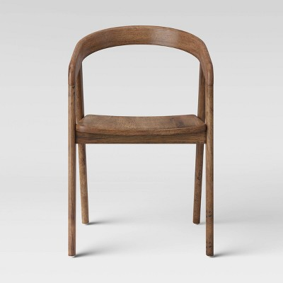 Lana Curved Back Dining Chair - Project 62™