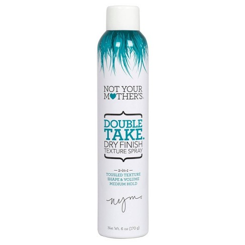 Not Your Mothers® Double Take® 2in1 Tousled Texture Shape & Volume Medium Hold Dry Finish Texture Spray - 6oz - image 1 of 1