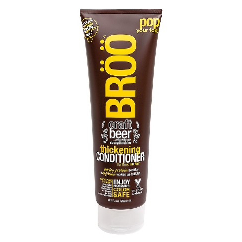 BROO Craft Beer Strength + Shine Thickening Conditioner - 8.5 fl oz - image 1 of 1