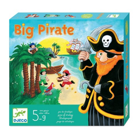 Big Pirate Board Game - image 1 of 4