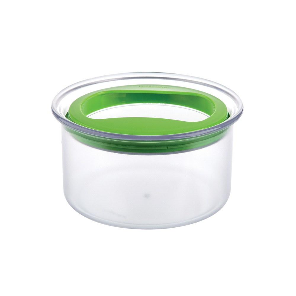 Image of Prepworks 4 cup Fresh Guacamole ProKeeper, Clear Green