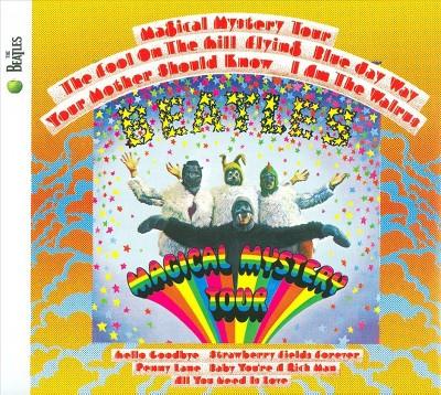 MAGICAL MYSTERY TOUR (LTD) (CD)