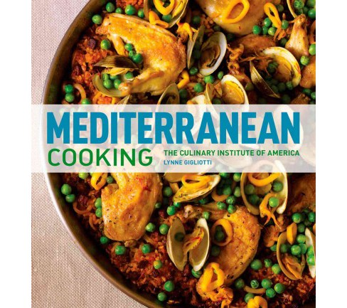 Mediterranean Cooking (Hardcover) - image 1 of 1