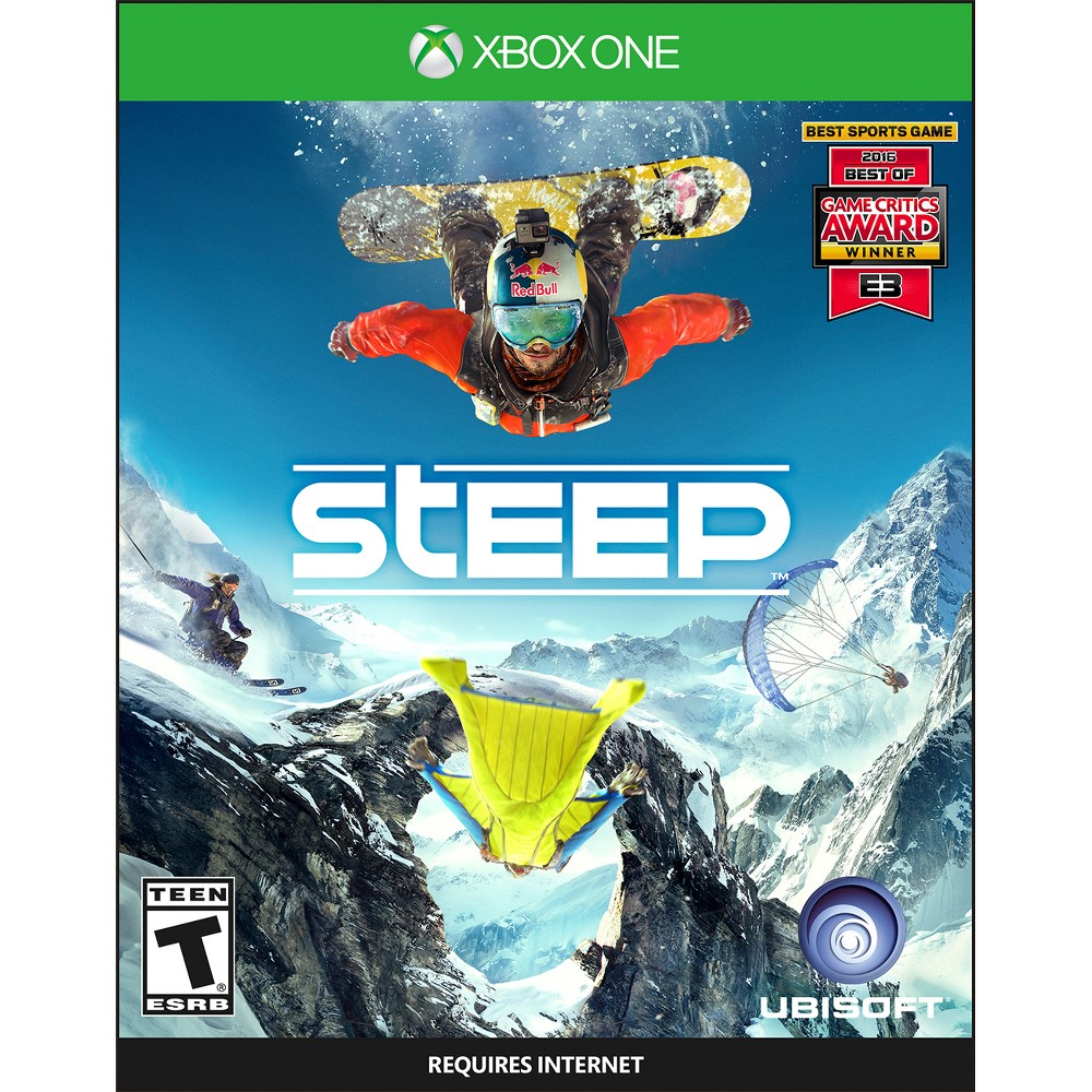 Steep Xbox One, video games