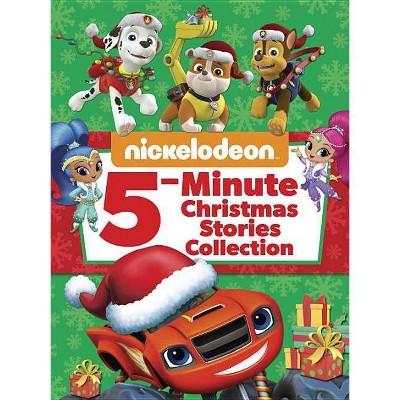 Nick 5 Minute Christmas Stories (Hardcover) (Random House)