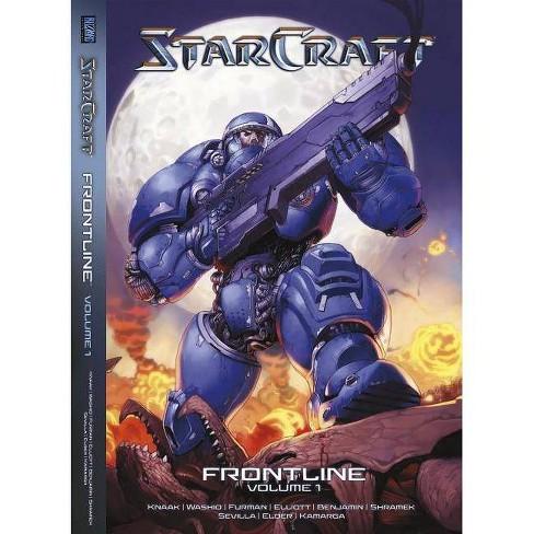Starcraft: Frontline Vol. 1 - (Blizzard Manga) (Paperback) - image 1 of 1