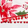 Poinsettia Hand Towel Cream - Opalhouse™ - image 2 of 2