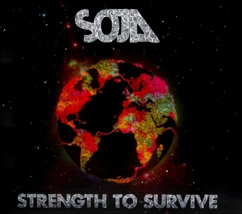Soja - Strength to Survive (CD) - image 1 of 3