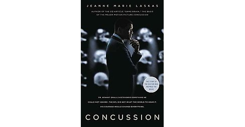 Concussion (Media Tie-In) (Paperback) by Jeanne Marie Laskas - image 1 of 1