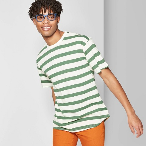 Men's Striped Short Sleeve T-Shirt - Original Use™ - image 1 of 3