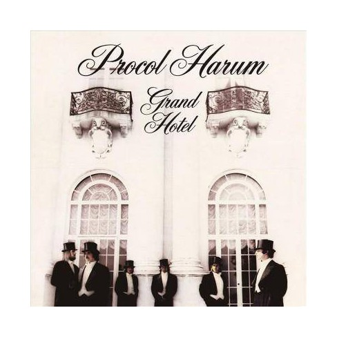Procol Harum - Grand Hotel (CD) - image 1 of 1