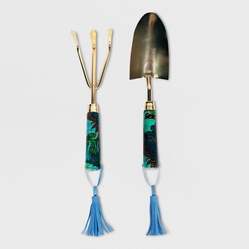 Gardening Tool Set Blue - Opalhouse™ - image 1 of 1