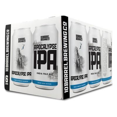 10 Barrel Apocalypse IPA - 6pk / 12 fl oz Cans