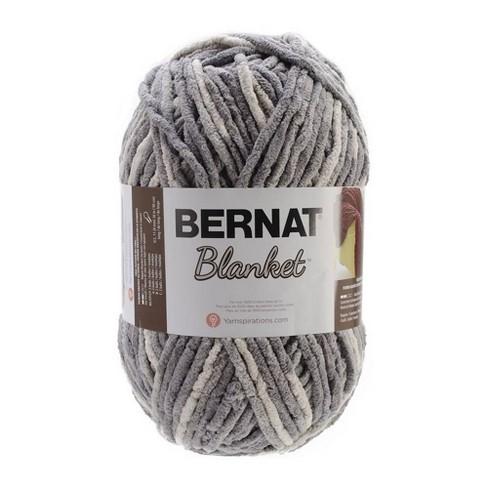 Bernat Blanket Big Ball Yarn-Silver Steel - image 1 of 1