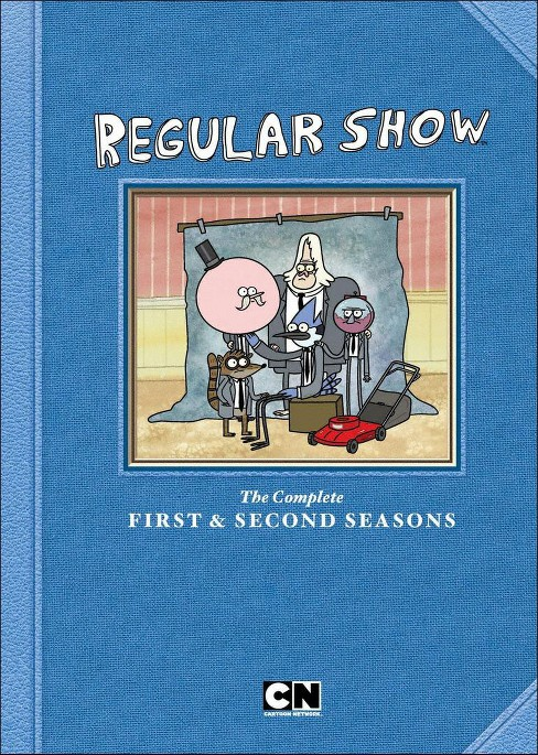 Regular Show: The Complete First & Second Seasons [3 Discs] - image 1 of 1