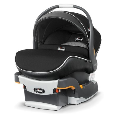 Chicco Key Fit 30 Zip Air Infant Q Collection Car Seat - Black