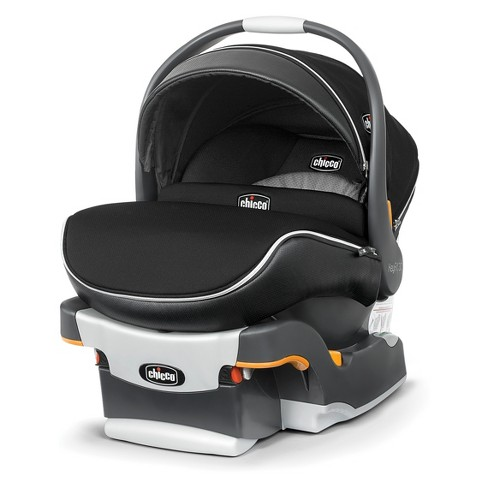 Chicco Key Fit 30 Zip Air Infant Q Collection Car Seat - Black - image 1 of 11