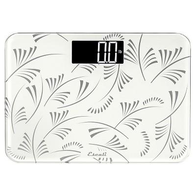 Floral Personal Scale White - Escali