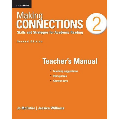 Making Connections Level 2 - 2 Edition by  Jo McEntire & Jessica Williams (Paperback) - image 1 of 1