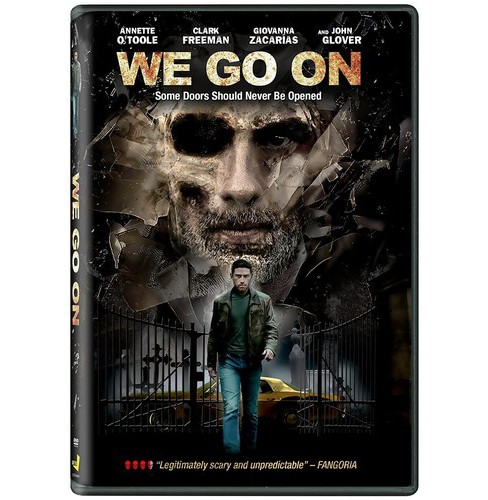 We Go On (DVD) - image 1 of 1