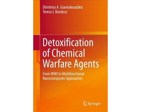 Detoxification of Chemical Warfare Agents : From Wwi to Multifunctional Nanocomposite Approaches - image 1 of 1
