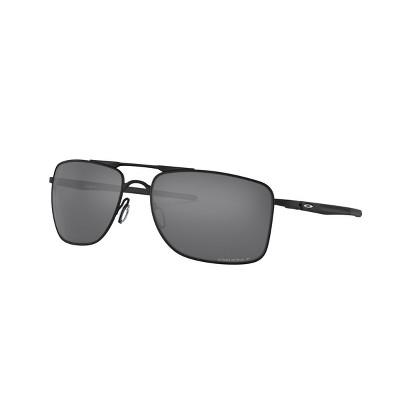 Oakley OO4124 62mm Gauge 8 Male Rectangle Sunglasses Polarized
