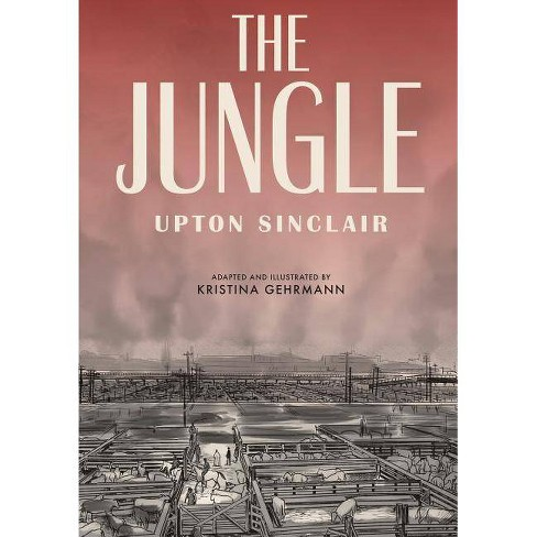 The Jungle - by  Upton Sinclair (Paperback) - image 1 of 1