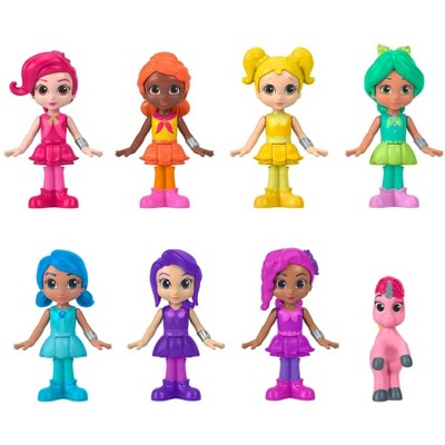 ​Fisher-Price Rainbow Rangers Figure Set Dolls