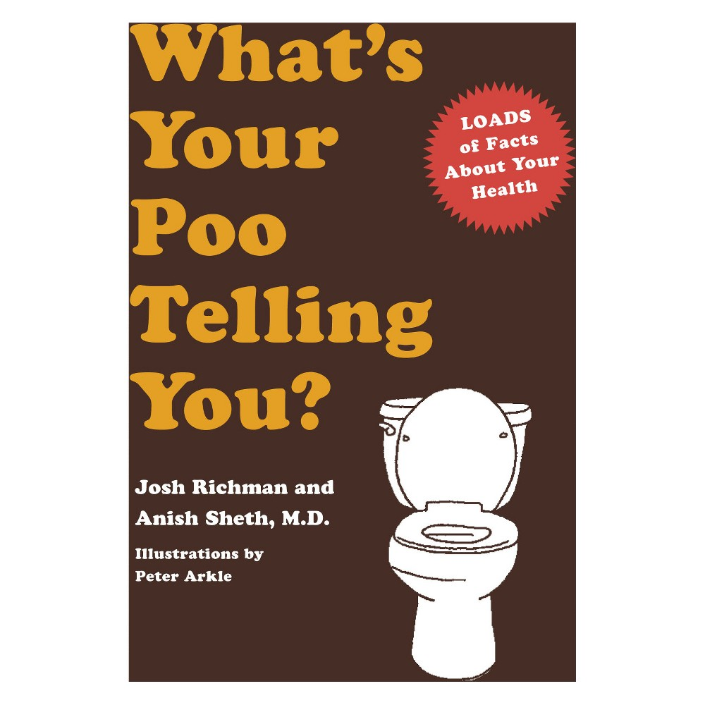 """Image of """"""""""""What's Your Poo Telling You"""""""" Activity Book"""""""