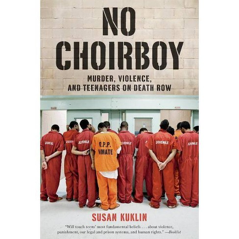 No Choirboy - by  Susan Kuklin (Paperback) - image 1 of 1