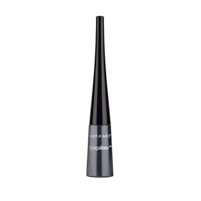 Wet n Wild Megaliner Liquid Eyeliner - 871A Black - 0.17oz
