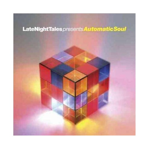Groove Armada - Late Night Tales Presents Automatic Soul (Vinyl) - image 1 of 1