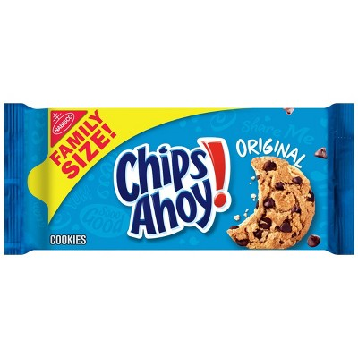 Chips Ahoy! Original Chocolate Chip Cookies -18.2oz