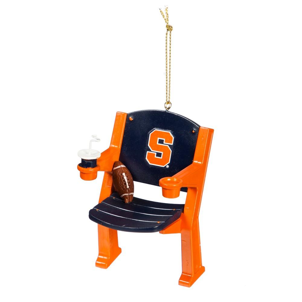 NCAA Syracuse Orange Chair Ornament